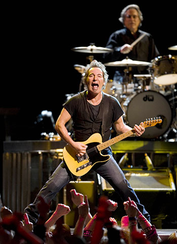 Live Bruce Springsteen Houston 30 Days Out