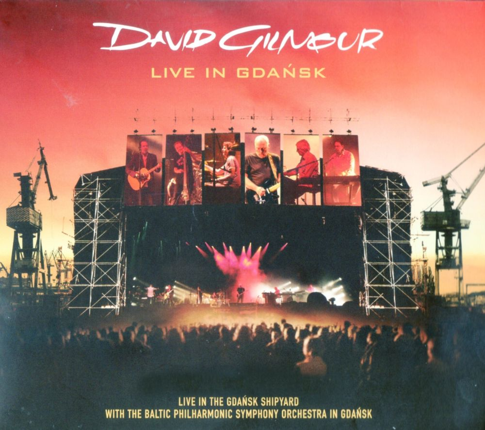 review live in gdansk david gilmour 30 days out. Black Bedroom Furniture Sets. Home Design Ideas