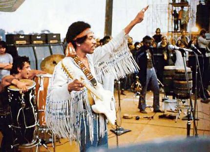 The Star Spangled Banner - Jimi Hendrix