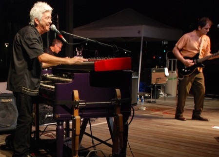 Ian McLagan Bump Band