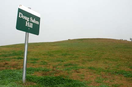 Doug Sahm hill sign