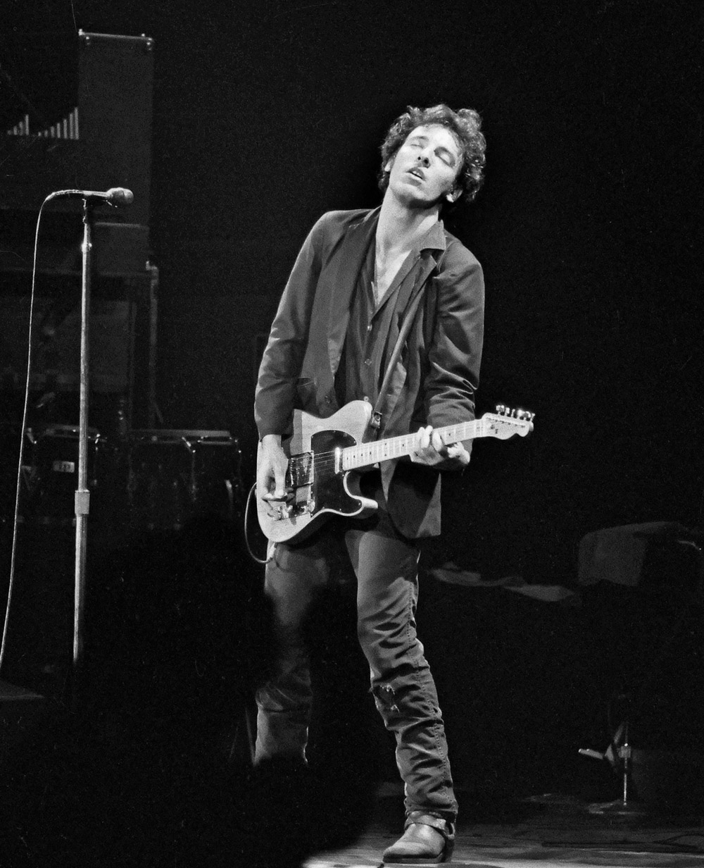 Image result for bruce springsteen 1978